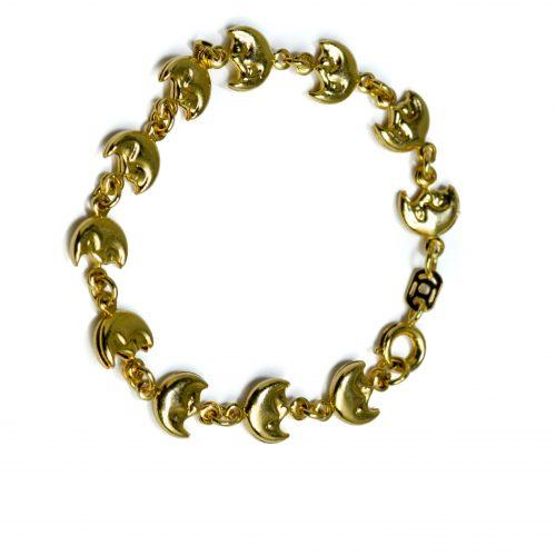 Half Moon Bracelet
