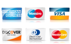 yazzy's accepted credit cards