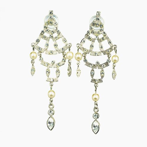 Moving Strass Earrings Strass Earrings