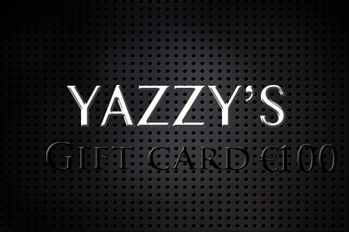 Yazzy's Giftcard 100 Euro
