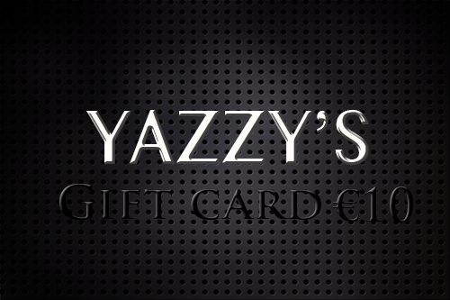 GIFT CARD 10 Euro Yazzy's