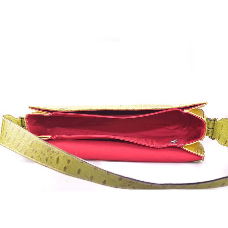 Genuine Croco Handbag