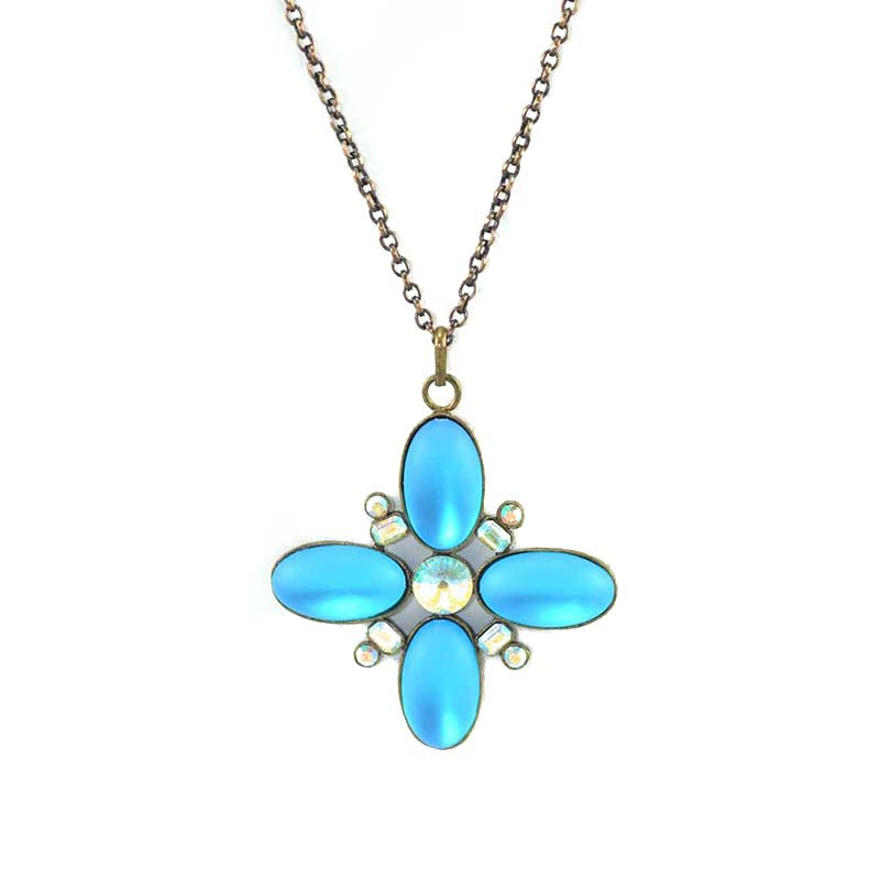 Royal Star Ketting met Strass
