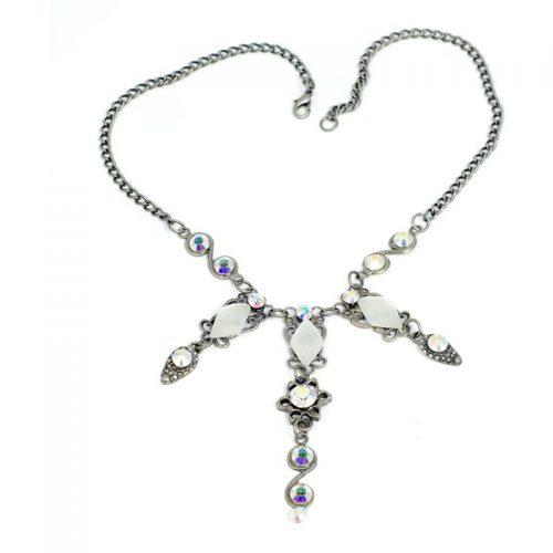 three strand necklace set