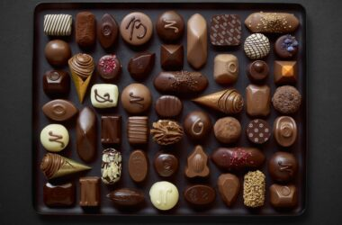 resolutions for the new year with neuhaus chocolate