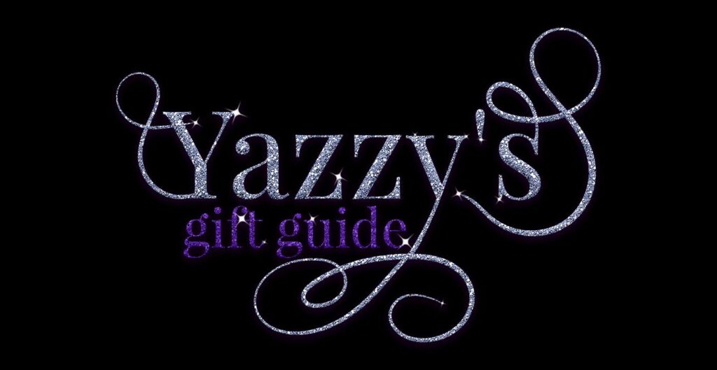 Yazzy's Gifts for the bold gift guide