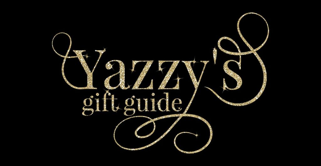 Gift guide Yazzy's