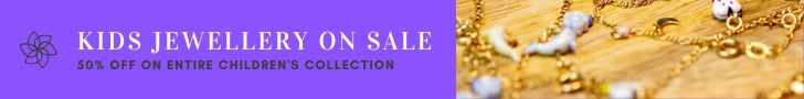 Children's jewellery sale 50% off Fashion Jewellery and Accessories
