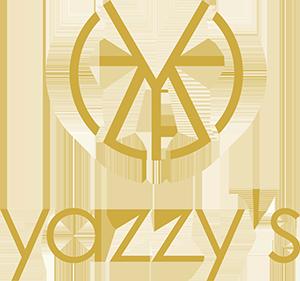 Yazzy's Logo Gold