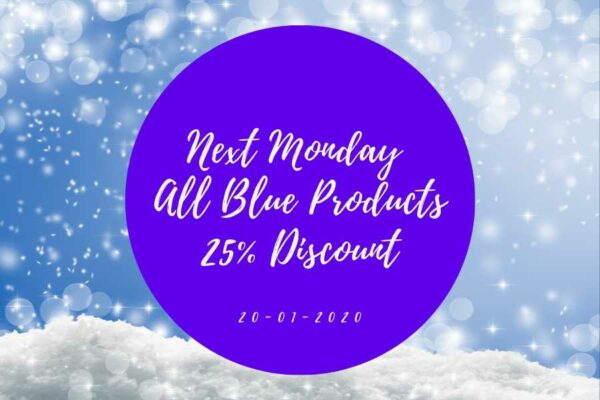Blue Monday discount