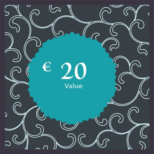 20 Euro Gift Card Yazzy's Fashion Accessories