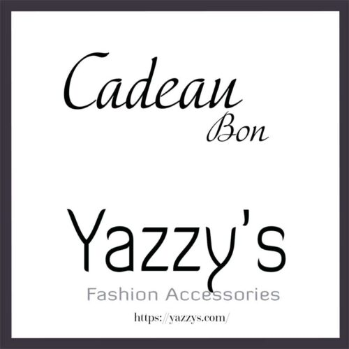 Kadobon Yazzy's Fashion Accessories
