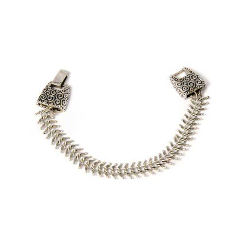Spine Bracelet handmade jewellery