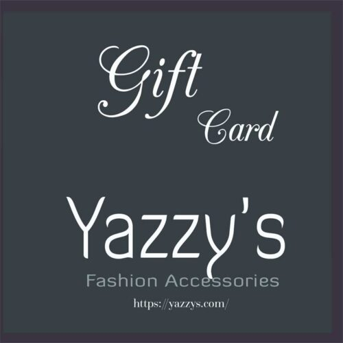 yazzy's gift card
