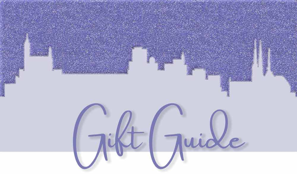 Yazzy's Gift guide is online