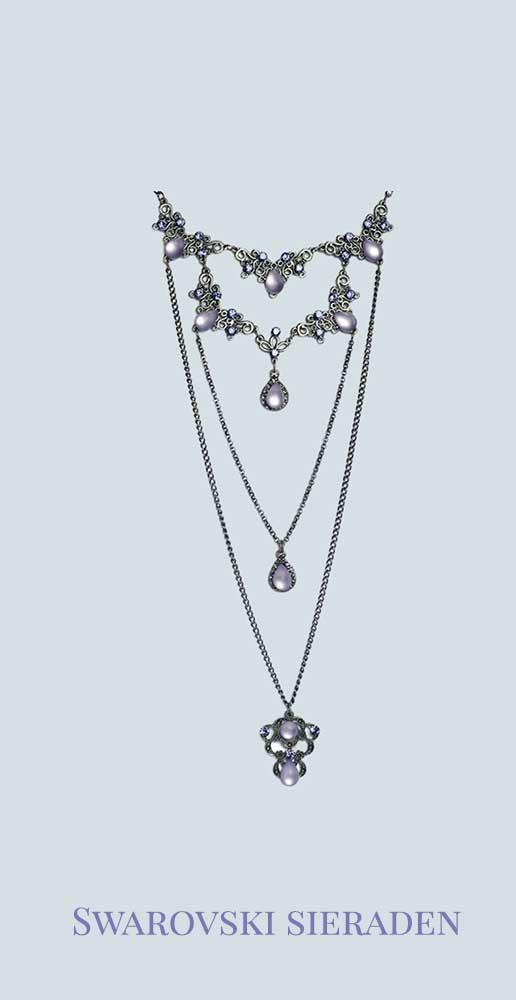 Handgemaakte Sieraden met Swarovski Elementen Kristal